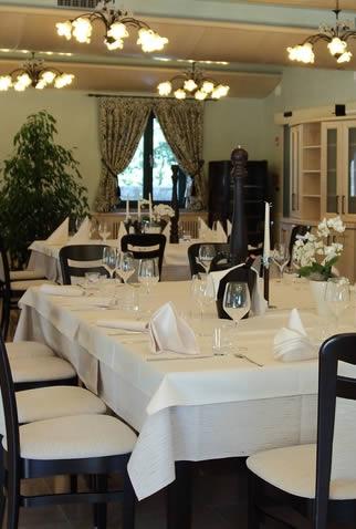 Hotel Malovec restavracija